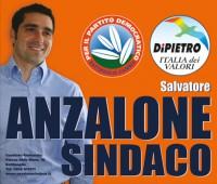 Salvatore Anzalone Sindaco